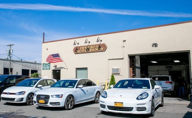 Deveau's Auto Body NY Collision Shop